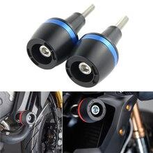 CNC мотоциклетная рама двигателя слайдер обтекатель защита от крушения для SUZUKI GSR400/GSR600/GSR750/GSX-S1000/GSX-S1000F