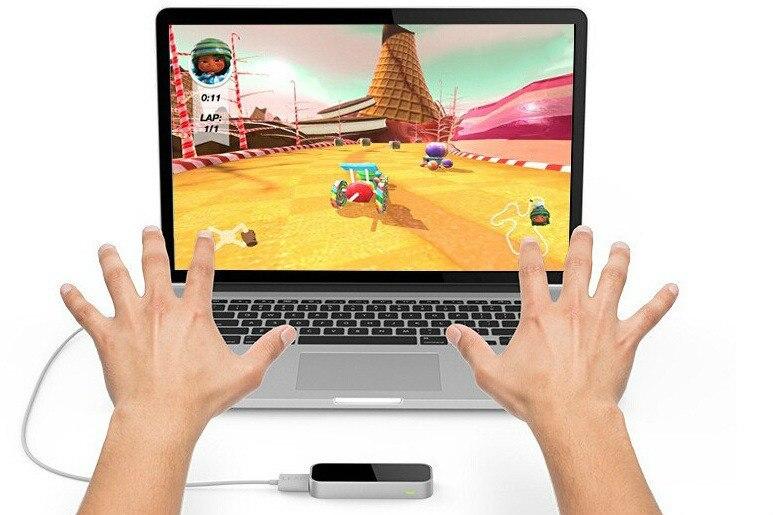 Contrôleur somatosensoriel 3D Original de mouvement de geste de souris pour PC ou MAC