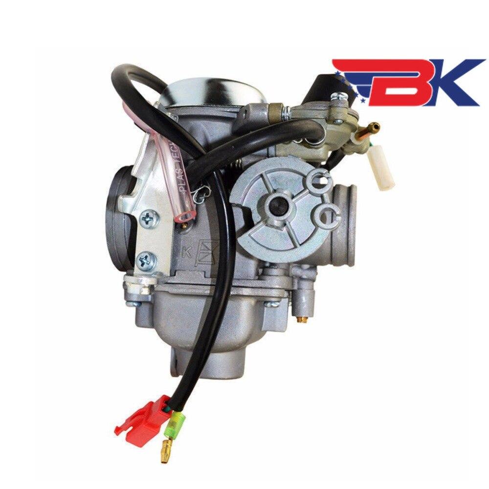 Carburetor For 250 250cc ATV KAZUMA Falcon 250CC ATV Carb Parts