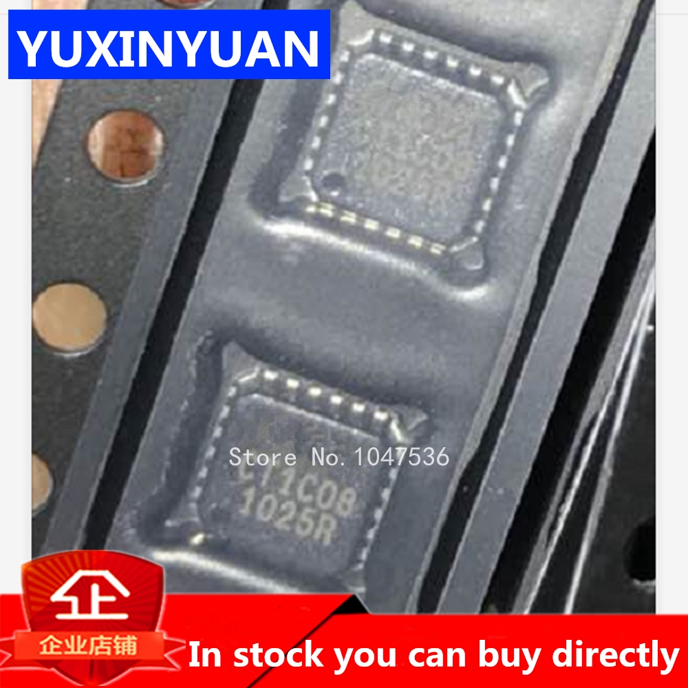 10pcs/lot CTIC08 CT1C08(R) CT1C08 QFN LCD CHIP NEW In Stock