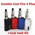 Original Innokin CoolFire IV Plus kit 70W with iSub G Tank or iSub A Apex Tank Starter Kit  Cool Fire 4 Plus VS Platinum Kit (MM
