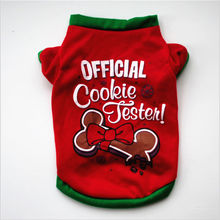 Dog Clothes Cartoon Pet T-Shirt Clothing Summer Small Vest for Dogs clothes yorkies
