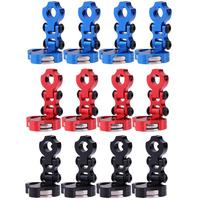 4pcs Metal Magnetic Stealth Invisible RC Car Shell Column Body For 1 10 Traxxas Hsp Redcat