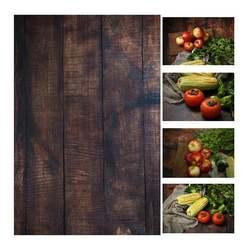 56*90 см/22 * 35in двусторонней древесины мрамор цемента стены как Винтаж фотографии задний план бумага для фона доска опора для еда