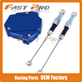 CNC Billet Easy Pull Cable Clutch System for Yamaha YZ125 YZ250 YZ250F YZ450F WR250R WR250F WR450F TTR250  Dirt Bike