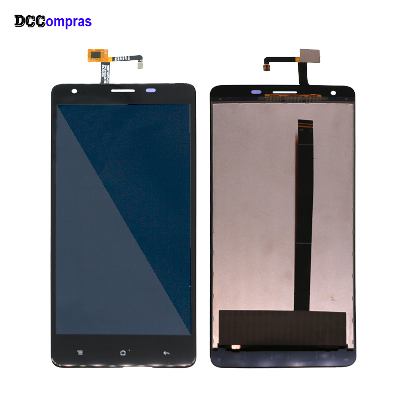 For Oukitel K6000 Pro LCD Display Touch Screen For Oukitel k6000pro Display Screen Touch Digitier Assembly Free Tools