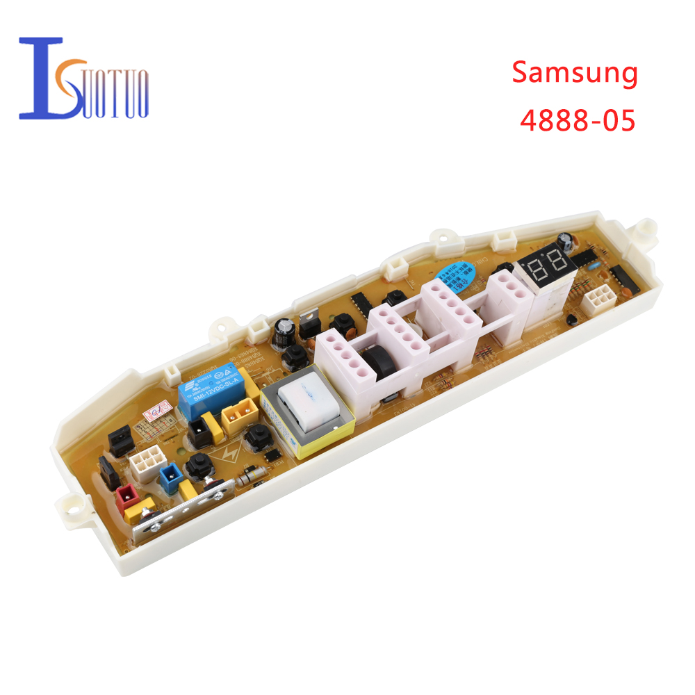 New Spot Samsung Washing Machine Motherboard 4888-05 original whirlpool washing machine motherboard 4805 a06 new spot commodity