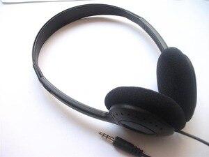 Image 2 - سماعة أذن رخيصة السعر 3.5 مللي متر من Linhuipad 10 قطعة/وحدة شحن مجاني عبر البريد