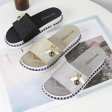 5b762e9dac9e summer slippers sandals house shoes designer slides slipers women indoor  luxury outdoor footwear beachsummer slippers shoes