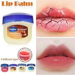 Crema hidratante para proteger la piel de la gelatina del petróleo pura para la cara del cuerpo piel Natural planta orgánica bálsamo labial maquillaje lápiz labial brillo