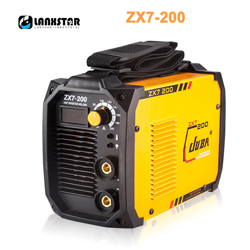Big Power Portable Durable Brand New Welding Machine IGBT DC Inverter Welding Equipment MMA Welders Arc Welder new high quality welding mma welder igbt zx7 200 dc inverter welding machine manual electric welding machine