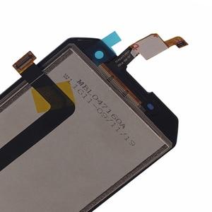 "Image 4 - 4.7 ""Original สำหรับ Blackview BV6000 LCD + หน้าจอสัมผัสส่วนประกอบ Digitizer สำหรับ Blackview BV 6000 จอแสดงผลซ่อมชุด"