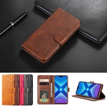Huawei Honor 8X Case Wallet Leather Flip