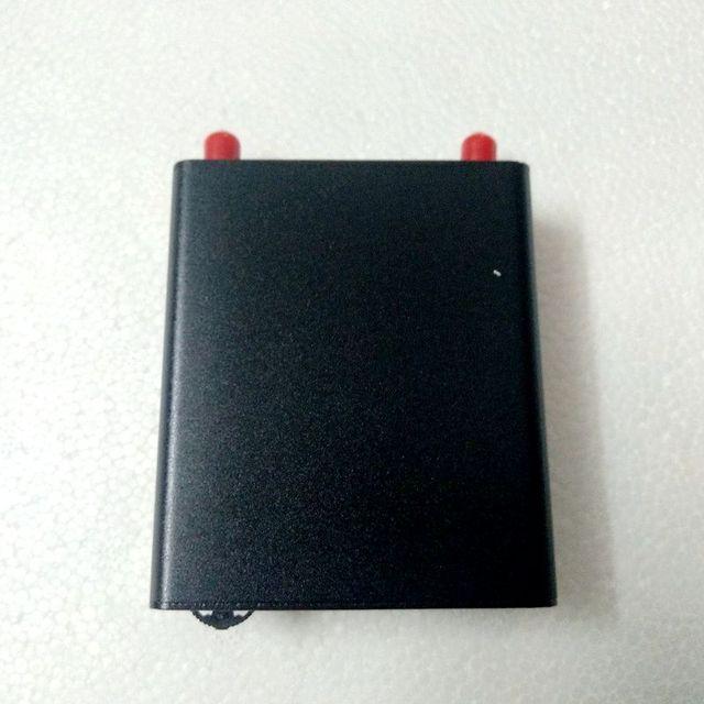 Récepteur vidéo à deux antennes Amoway 5.8G RX 64 canaux avec affichage LED numérique DVR DC 7-26 v pour la transmission dimage sans fil FPV