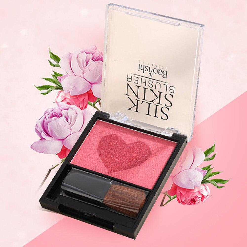 2 Colors Beauty blush palette makeup products Blush Contour