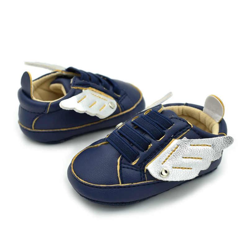 Обувь для новорожденных маленьких девочек и мальчиков детская кроватка Bebe из искусственной кожи модные кроссовки спортивная обувь