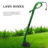 400W EU Plug Folding Electric Lawn Mower 12500r/min Garden Home Trimming Machine Dropshipping