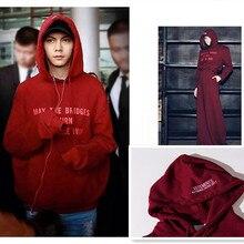 Vetements hoodie übergroßen kanye Herren Kann Die Brücken Ich Brennen Licht Die Weg Sweatshirts Hip Hop Streetwear Mode Pullover Schweiß