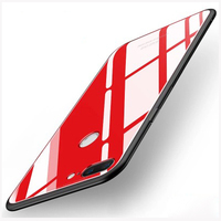 2PCS Case For Oneplus 5t A5010 phone cases Tempered Glass back cover For Oneplus5t Anti knock shell Case One Plus