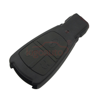 Remote smart sleutelhanger case vervanging sleutel shell voor Mercedes S E C KLASSE 1998 1999 2000 kigoauto