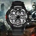 LED Digital Relógio de Pulso Esporte Dos Homens Top Marca de Luxo Relógio Relógio Masculino de Natação Escalada Eletrônico Digital-relógio Homem Relogio Masculino