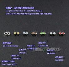 Ln005144 armadura amortecedor de amortecimento plugues do fone ouvido para knowles eletrônica shure se215 se315 se425 se535 se846 tf10 lm5144