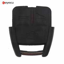 Keyecu New 2 Buttons Remote Control Key Shell Case Fob for Vauxhall Opel Astra Zafira Vectra Frontera Omega