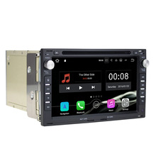 Quad Core Android 7.1.1 2GB RAM 16GB ROM Car Stereo DVD Player BT Multimedia for Volkswagen VW Jetta/Polo/Bora/Golf 4/Passat B5