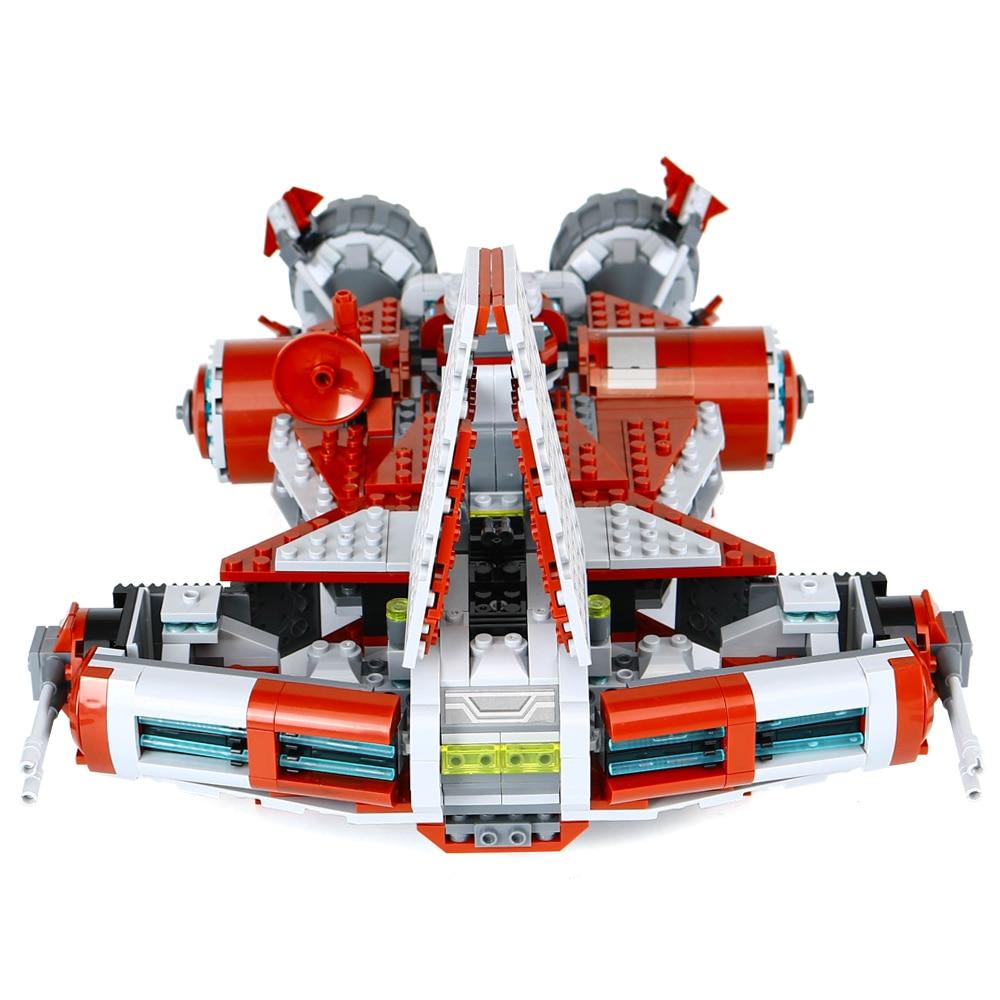 Aliexpresscom Lepin 05085 Je Set Di Model Defender Class Toy Lego 7665 Star Wars Republic Cruiser Compatible Legoinglys 75025 Building Blocks Bricks Birthday Toys