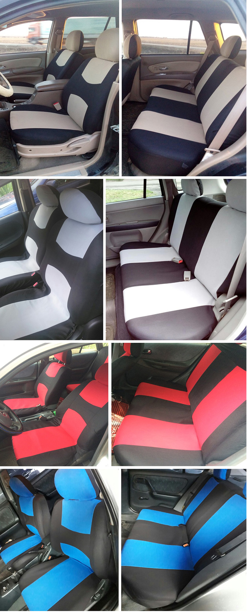 Universal Seat Covers 10