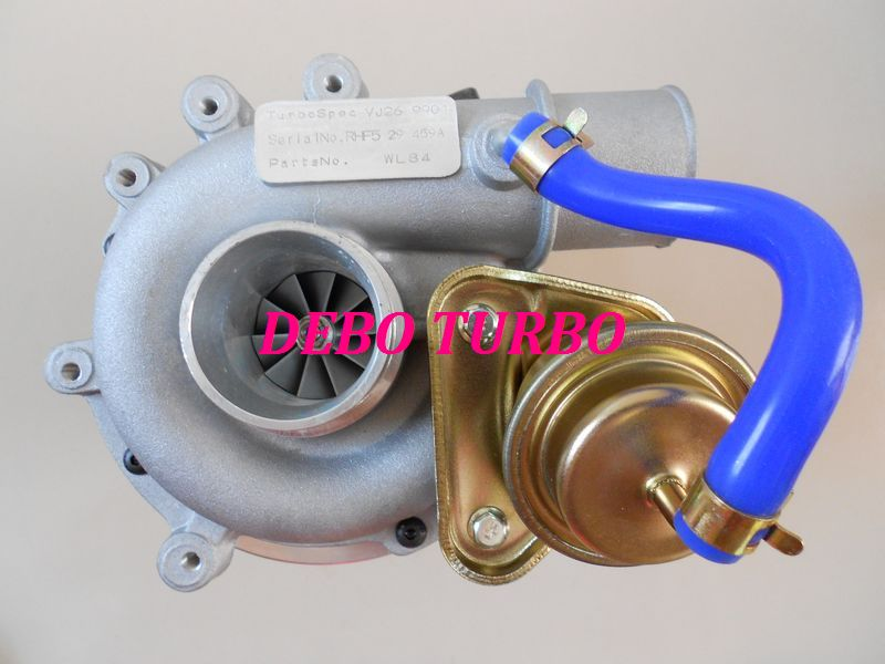 new rhf5 vj26 vj33 vc430089 turbo turbocharger for mazda. Black Bedroom Furniture Sets. Home Design Ideas