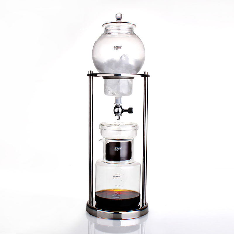 600ml 1000ml Classic Cold Brew Coffee Ice Coffee Maker Espresso Coffee Drip Pot