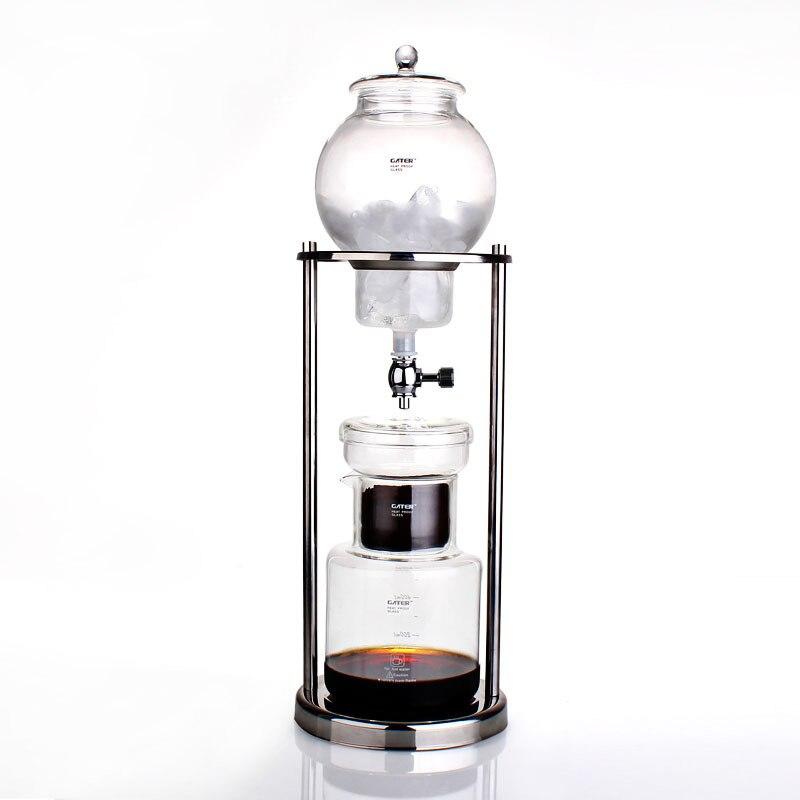 600 ملليلتر 1000 ملليلتر الكلاسيكية الباردة الشراب القهوة الجليد القهوة إسبرسو صانع القهوة بالتنقيط وعاء-في أواني القهوة من المنزل والحديقة على  مجموعة 1