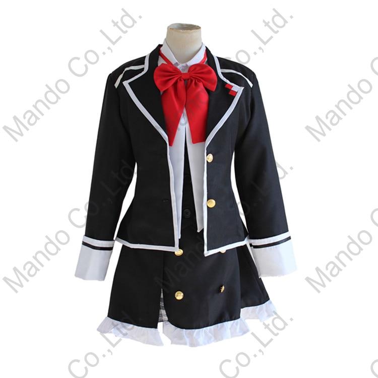 Anime DIABOLIK LOVERS Komori Yui Cosplay Kostüme Frauen Mädchen - Kostüme - Foto 2