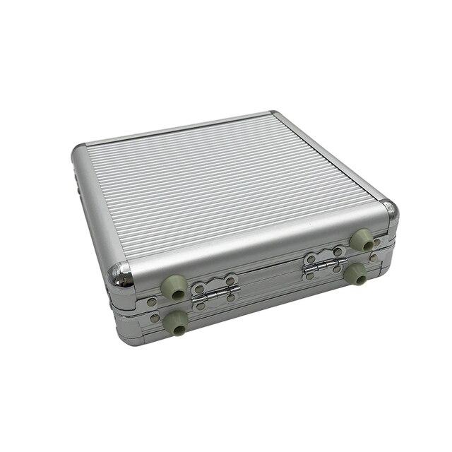 Malette vide en aluminium capacité 100pc 5