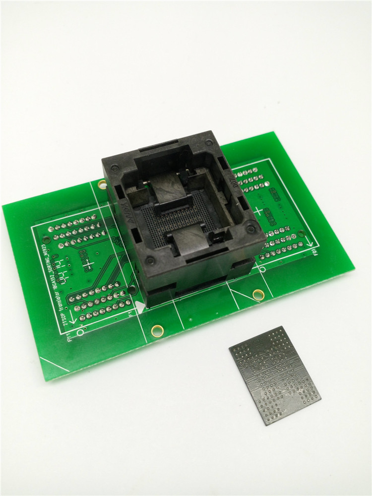 1pcs BGA152/132/88 Pressing Springs to 96PIN Test Bench SSD Test Read Data1pcs BGA152/132/88 Pressing Springs to 96PIN Test Bench SSD Test Read Data