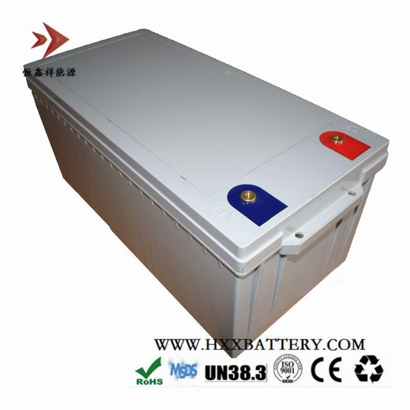 12v250ah Lifepo4 Lithium Iron Phosphate Lfp Battery Pack