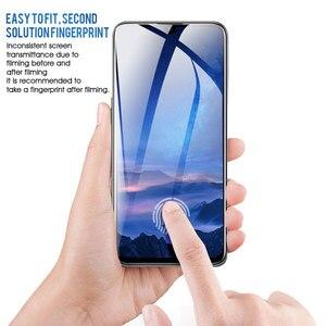 Image 5 - 9D מלא כיסוי מזג זכוכית עבור Samsung Galaxy A40 A50 A70 מסך מגן עבור סמסונג A30 A20 A10 M10 M20 m30 מגן סרט