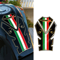 3D Gel Motorcycle Tank Pad Protector Decals Sticker Case for Aprilia RS4 125 / 50 2011 2012 2013 Tankpad