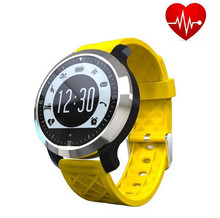 IP68 Waterproof Smart Watch F69 Heart Rate Pedometer Sedentary Reminder SMS Reminder Anti-Lost IOS for Android SmartWatch