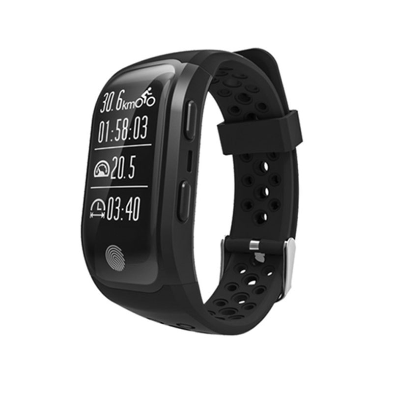 Bluetooth Smartwatch Men GPS Tracker Wristband Smart Watch Heart Rate Monitor Waterproof Women Sports Fitness Smartwatch For IOS free shipping smart watch c7 smartwatch 1 22 waterproof ip67 wristwatch bluetooth 4 0 siri gsm heart rate monitor ios