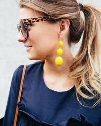 Dvacaman fashion ethnic long ball pom pom earrings handmade statement drop earrings for women jewelry pendientes.jpg 250x250