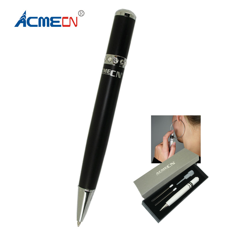 ACMECN Cute Pen with Atomizer perfume pen set 2pcs refill 1pc pump gift box packing for Fragrance Accessories Pens for writing
