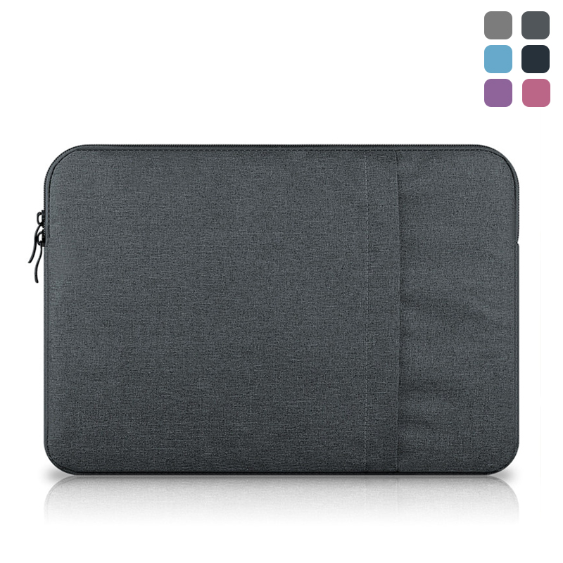 Waterproof Laptop Sleeve Case Carry Cover Bag for Macbook Air Pro 13 15 Notebook