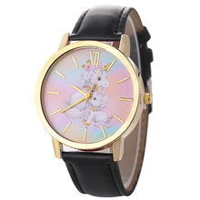 цена Luxury Brand JW Quartz Watches Women Fashion Casual Leather Cartoon Wrist Watches For Women Clock Ladies Watch bayan kol saati в интернет-магазинах