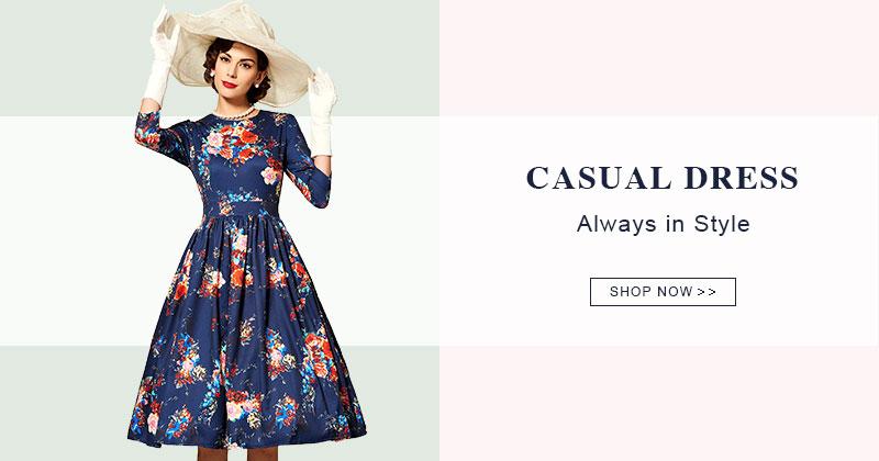 3 casual dress