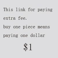 Este link apenas para o pagamento de taxa, comprar uma peça significa pagar um dólar