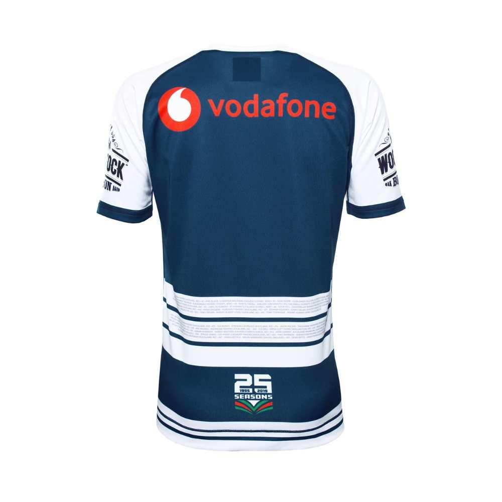 f112a602 ... YIGEGE WARRIORS 2019 MEN'S HERITAGE JERSEY 2019 2020 Newest NRL High  Quality New Zealand Warriors Rugby ...