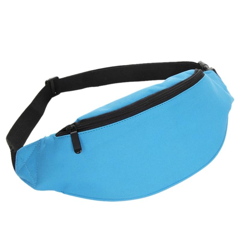 Bag Fanny Pack Hip Waist Festival Money Pouch Belt Wallet Sport Holiday Kids