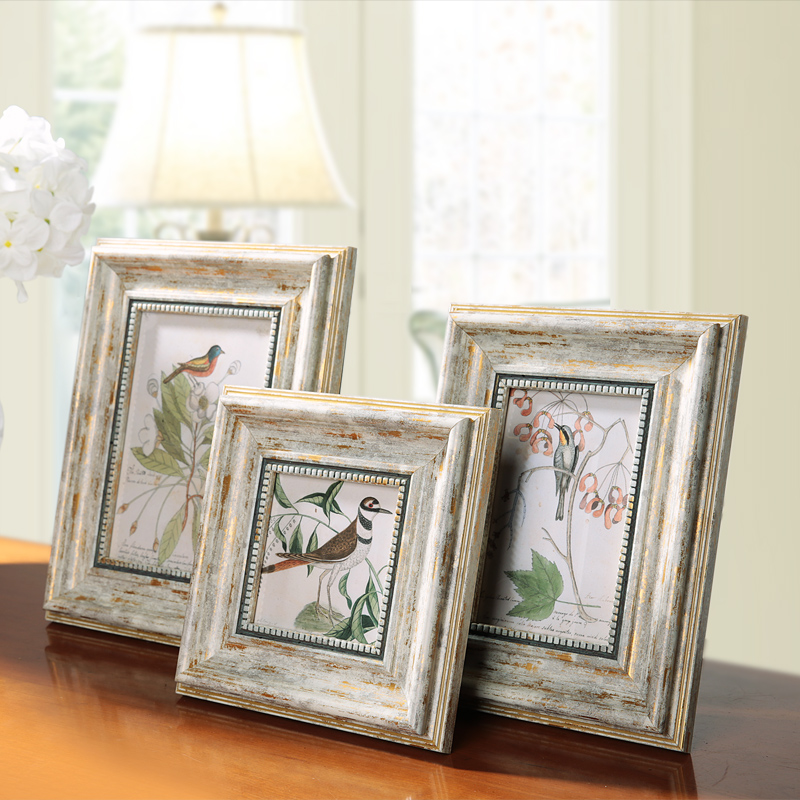 Retro Photo Frame Vintage Photo Frames For Picture Square 46710